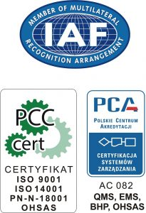 znak cert pcc-pca QMS-EMS-BHP-OHSAS new-IAF