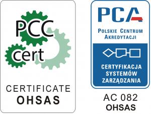 znak cert pcc-pca OHSAS eng new