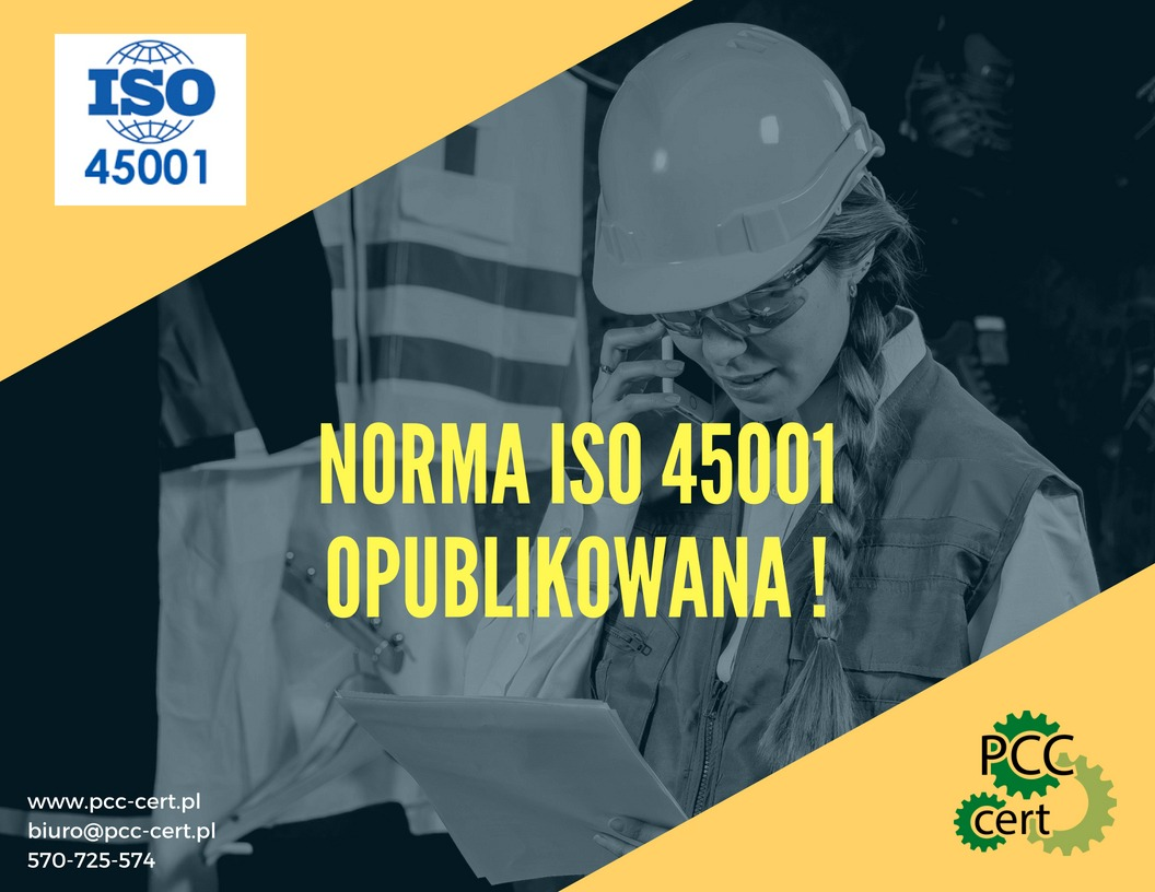 norma iso 45001