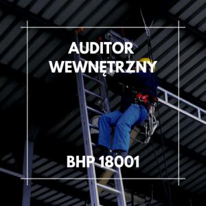 Auditor wewnętrzny BHP 18001